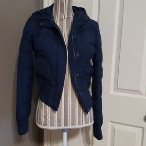 😍ABERCROMBIE & FITCH PUFFER JACKET SIZE L😍